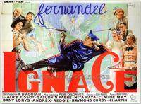 Ignace - 27 x 40 Movie Poster - French Style A