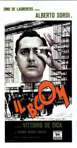 Il Boom - 11 x 17 Movie Poster - Italian Style A
