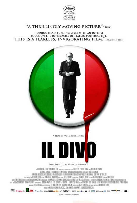 Il divo movie posters from movie poster shop - Il divo film ...