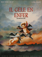 Il g�le en enfer - 11 x 17 Movie Poster - French Style A