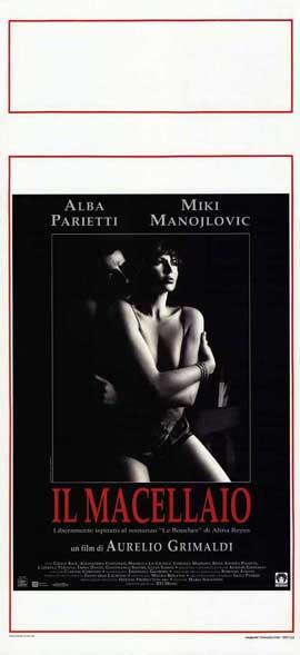 Macellaio, Il - 13 x 28 Movie Poster - Italian Style A