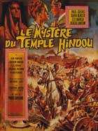Il mistero del tempio indiano - 11 x 17 Movie Poster - French Style A