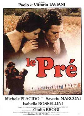 Il prato - 11 x 17 Movie Poster - French Style A