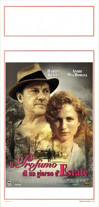 Il Profumo di un giorno d'Estate - 13 x 28 Movie Poster - Italian Style A