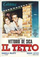 Il tetto - 43 x 62 Movie Poster - Italian Style A