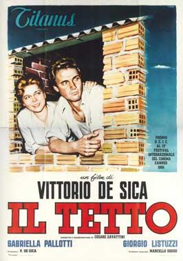 Il tetto - 11 x 17 Movie Poster - Italian Style A