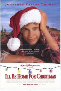 I'll Be Home for Christmas - 27 x 40 Movie Poster - Style A