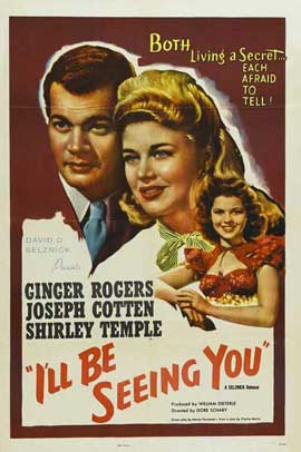 I'll Be Seeing You - 27 x 40 Movie Poster - Style A