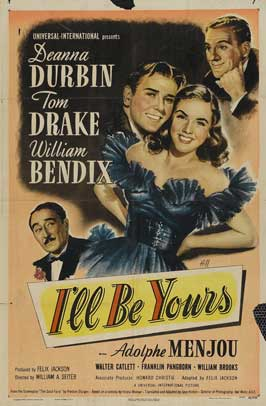 I'll Be Yours - 11 x 17 Movie Poster - Style A