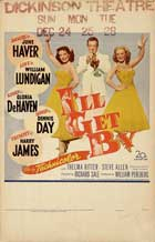 I'll Get By - 20 x 40 Movie Poster - Style A