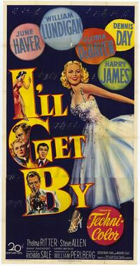 I'll Get By - 27 x 40 Movie Poster - Style B