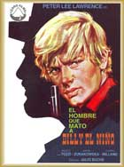 I'll Kill Him and Return Alone - 11 x 17 Movie Poster - Spanish Style A