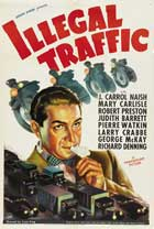 Illegal Traffic - 27 x 40 Movie Poster - Style B