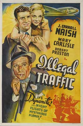 Illegal Traffic - 11 x 17 Movie Poster - Style A