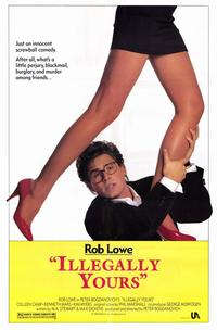 Illegally Yours - 11 x 17 Movie Poster - Style A