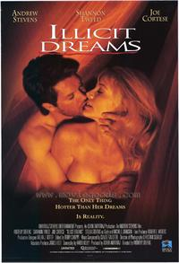 Illicit Dreams - 11 x 17 Movie Poster - Style A