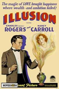 Illusion - 27 x 40 Movie Poster - Style A