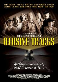 Illusive Tracks - 27 x 40 Movie Poster - Style A