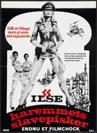 Ilsa, Harem Keeper of the Oil Sheiks - 11 x 17 Movie Poster - Danish Style A