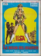 Ilsa, Harem Keeper of the Oil Sheiks - 11 x 17 Movie Poster - Italian Style A