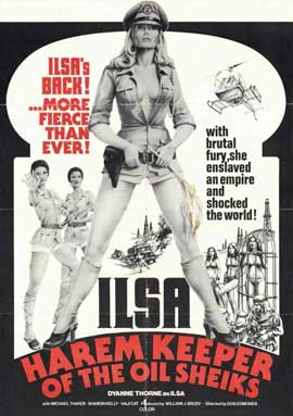 Ilsa, Harem Keeper of the Oil Sheiks - 11 x 17 Movie Poster - Style A