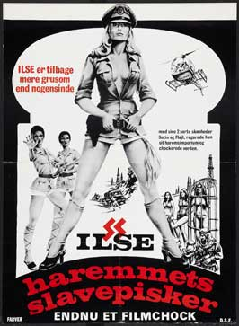 Ilsa, Harem Keeper of the Oil Sheiks - 27 x 40 Movie Poster - Danish Style A