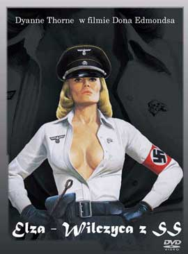 Ilsa, She Wolf of the SS - 11 x 17 Movie Poster - Polish Style A