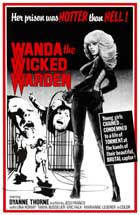 Ilsa, The Wicked Warden - 11 x 17 Movie Poster - Style A