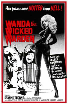 Ilsa, The Wicked Warden - 27 x 40 Movie Poster - Style A