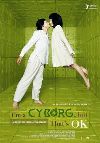 I'm a Cyborg, But That's OK - 11 x 17 Movie Poster - Style A