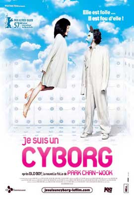 I'm a Cyborg, But That's OK - 27 x 40 Movie Poster - French Style A