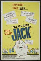 I'm All Right Jack - 11 x 17 Movie Poster - Style A