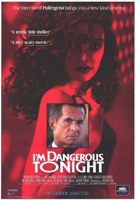 I'm Dangerous Tonight - 11 x 17 Movie Poster - Style A