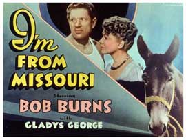 I'm from Missouri - 11 x 14 Movie Poster - Style A
