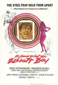 Im Going to Get You Elliot Boy - 11 x 17 Movie Poster - Style A