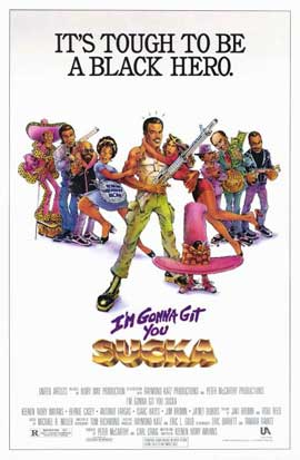 I'm Gonna Git You Sucka - 11 x 17 Movie Poster - Style A