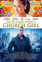 """I'm in Love with a Church Girl"" Movie Poster"