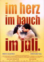 Im Juli. - 27 x 40 Movie Poster - German Style B