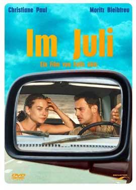 Im Juli. - 27 x 40 Movie Poster - German Style A