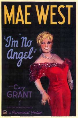 I'm No Angel - 11 x 17 Movie Poster - Style A