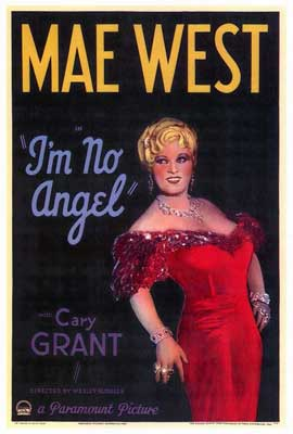 I'm No Angel - 27 x 40 Movie Poster - Style A