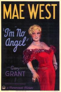 I'm No Angel - 43 x 62 Movie Poster - Bus Shelter Style A