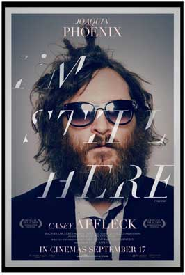 I'm Still Here - 43 x 62 Movie Poster - Bus Shelter Style A