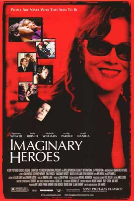 Imaginary Heroes - 11 x 17 Movie Poster - Style A