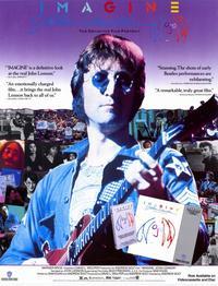 Imagine John Lennon - 11 x 17 Movie Poster - Style G