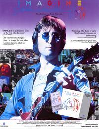 Imagine John Lennon - 27 x 40 Movie Poster - Style B