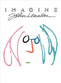 Imagine John Lennon - 43 x 62 Movie Poster - Bus Shelter Style B