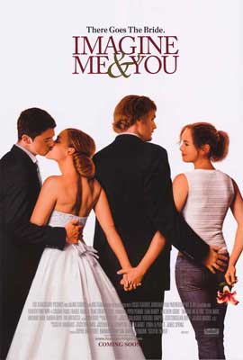 Imagine Me & You - 27 x 40 Movie Poster - Style A