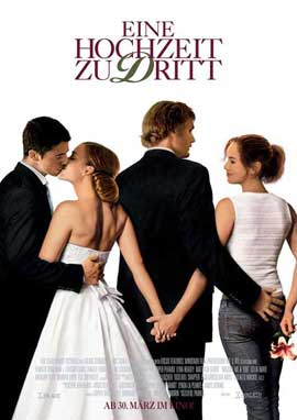Imagine Me & You - 27 x 40 Movie Poster - German Style B