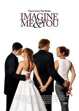 Imagine Me & You - 27 x 40 Movie Poster - UK Style A